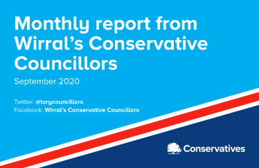 Monthly report from Wirral's Conservative Councillors